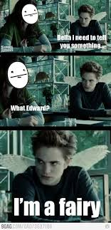 Twilight Meme - twilight true story twilight saga saga and humour