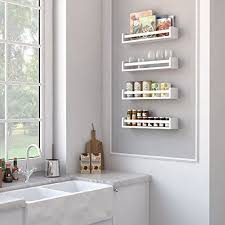 Wall Cabinet Spice Rack Unique Kitchen Wall Organizer Taste