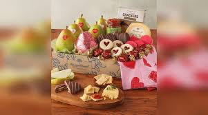 valentines day gift baskets harry david deluxe s day gift basket review guide
