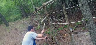 Ghost Hunting Blinds Bushcraft On The Outside Co
