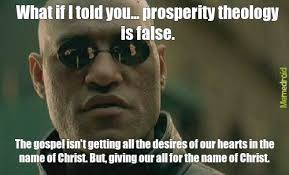 Gospel Memes - prosperity gospel meme a true faith