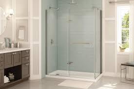 Glass Shower Door Gasket Replacement by Glass Shower Door Rubber Sweep