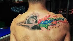 prism tattoo pink floyd tatuajesxd