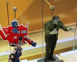 2014 hallmark sci fi ornaments starloggers