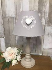 shabby chic lamps ebay