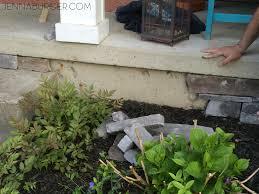 adding stone veneer to a concrete foundation wall jenna burger