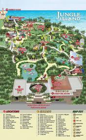 Sawgrass Mills Map Jungle Island In Miami East Coast Family Vacation Pinterest