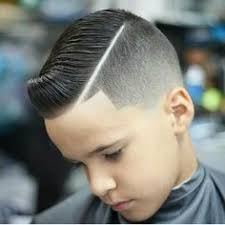 come over hair cuts for kids vintage comb over with part and taper kids comb over hairstyle