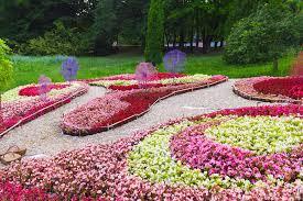 how to develop flower garden color schemes flower bed color schemes