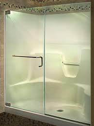 4 ft shower doors best 25 fiberglass shower stalls ideas on fiberglass