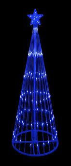 Tree Led Lights Lb International Decorative Led Light Show Cone Tree