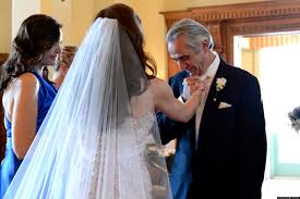 poem from bride to groom on wedding day the wedding day through a father u0027s eyes huffpost