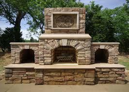 Firerock Masonry Fireplace Kits by Outdoor Fireplace Kits Masonry Fireplaces