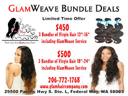 glamhaircompany federal way wa 98003