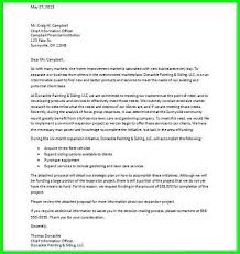 cover letter grant proposal