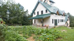 Strawbale House Plans by Energy Performance Testing On Straw Bale Buildings By New
