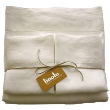 pure linen sheet set linoto europe