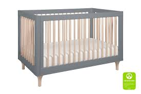 Convertible Cribs Lolly 3 In 1 Convertible Crib With Toddler Bed Conversion Kit
