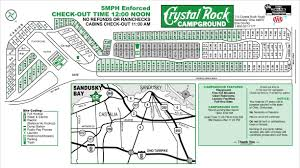 Sandusky Ohio Map by Crystal Rock Campground In Sandusky Oh Campfire Reviews