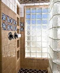 glass block designs for bathrooms bath design ideas