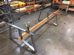 Metal Conference Table Conference Table Project Walker Woodworking