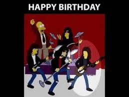 imagenes feliz cumpleaños rockero imágenes rockeras de feliz cumpleaños frases de cumpleaños