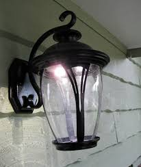 solar front porch light solar porch light our amazing new 16 square powered entrance doorway