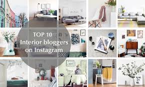 uk home interiors top 10 interior on instagram from the uk and beyond