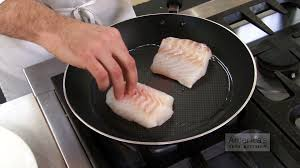 super quick video tips make beautifully browned fish without risk
