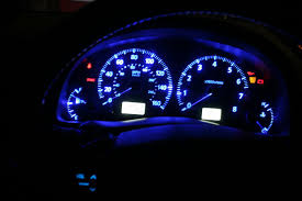 infiniti dashboard warning lights anyone know how to change color of dash lights from orange to blue