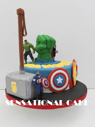 the sensational cakes avenger theme 3d cake singapore hulk fist