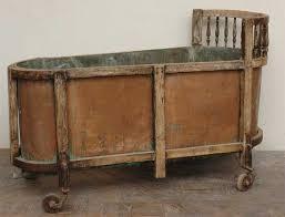 Old Bathtubs History Of The Bathtub Black Dog Design Blog