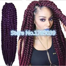 afro twist braid premium synthetic hairstyles for women over 50 find more bulk hair information about havana mambo twist 24