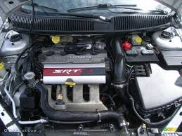 2004 dodge neon srt 4 2 4 liter turbocharged dohc 16 valve 4