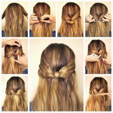 diy hairstyles in 5 minutes top 5 diy 5 minute hairstyles for long hair sweet wifes makeup