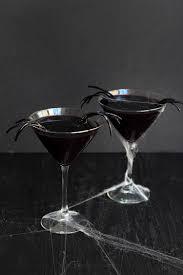 licorice widow martini