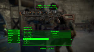legendary modification at fallout 4 nexus mods and community