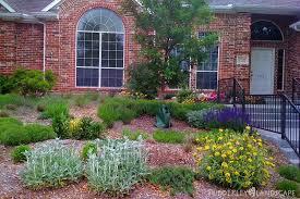 Fall Garden North Texas - plano landscape plano prairie garden plano water wise landscape