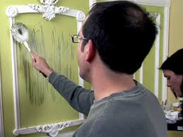 faux painting instructions hgtv