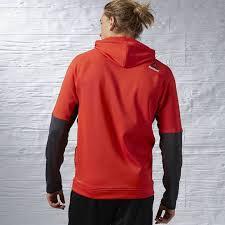 reebok easytone reenew men clothing reebok pullover hoodie mens