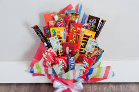 candy bar bouquet candy bar bouquet bits of everything