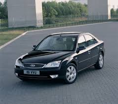 ford mondeo sedan 2003 2005 reviews technical data prices