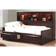 Cool Platform Bed Queen Platform Bed With Storage And Headboard 2017 Also Size 15