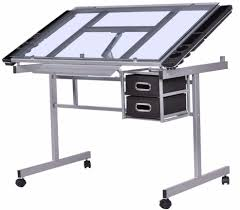 Drafting Table Computer Desk by Drawing Desk Table Artist Drafting Studio Crafting Station