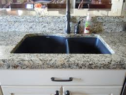 ideas impressive granite kitchen sinks for affordable home