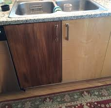 How To Gel Stain Cabinets by Vintage Refined Gel Staining Kitchen Cabinets