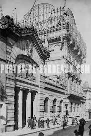 bureau de poste bordeaux bureau de poste à bordeaux en 1900