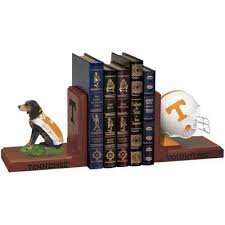 engraved bookends tennessee volunteers bookends the danbury mint