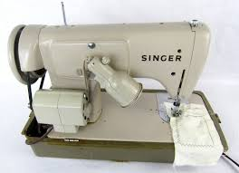vintage heavy duty industrial strength singer 223 sewing machine