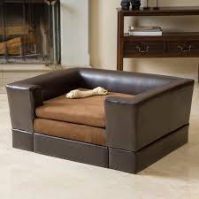 home loft concepts dofferville rectangle cushy dog sofa walmart com